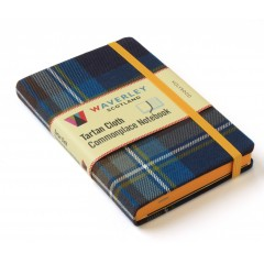 Waverley Scotland Pocket Format Clan Tartan Commonplace Notebooks