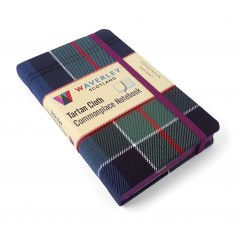 Waverley Scotland Genuine Tartan Cloth Commonplace Notebook – Colquhoun Ancient