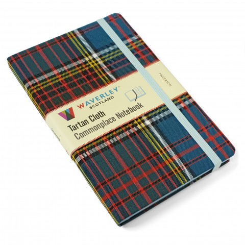 Waverley Books   <Waverley Tartan Commonplace Notebooks>